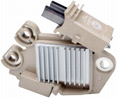 HELLA: Original Generatorregler 5DR 009 728-251 (Nennspannung: 12V, Betriebsspannung: 14,7V)