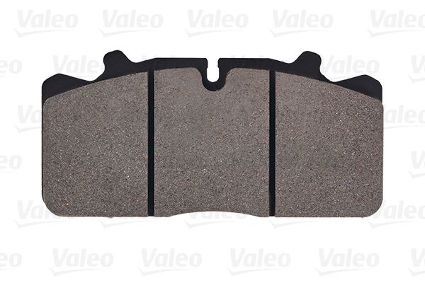 VALEO Brake Pad Set, disc brake for IVECO - item number: 882230