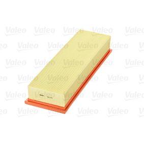 585014 Luftfilter VALEO 585014 - Große Auswahl - stark reduziert