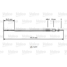 345142 Glühkerzen VALEO 345142 - Große Auswahl - stark reduziert