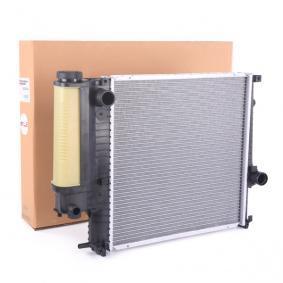 06002124 VAN WEZEL mit Verschlussstopfen, Kühlrippen gelötet, Aluminium, *** IR PLUS *** Kühler, Motorkühlung 06002124 günstig kaufen