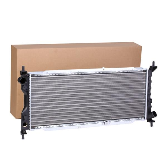 37002185 VAN WEZEL Kühlrippen mechanisch gefügt, Aluminium Kühler, Motorkühlung 37002185 günstig kaufen
