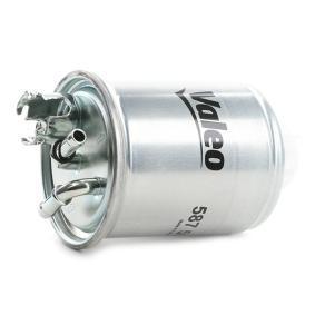Valeo 587506 Filtro combustible