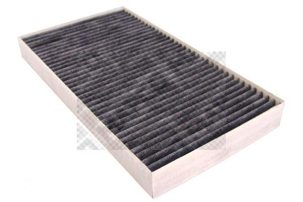 Comprare 67001 MAPCO Filtro al carbone attivo Largh.: 160mm, Alt.: 30mm, Lunghezza: 288mm Filtro, Aria abitacolo 67001 poco costoso