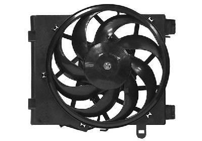 Lüfter Klimaanlage VAN WEZEL 3777751