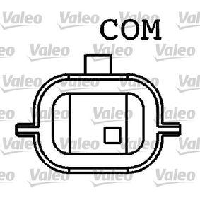 439766 Alternator VALEO in Original Qualität
