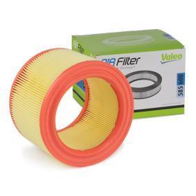 Kupi 585600 VALEO Visina: 122mm Zracni filter 585600 poceni