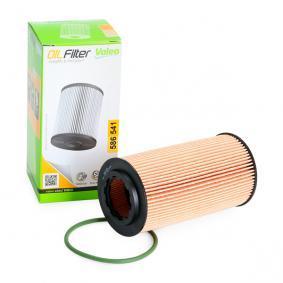 Pirkti 586541 VALEO filtro įdėklas vidinis skersmuo 2: 31,5mm, Ø: 65mm, aukštis: 124,5mm Alyvos filtras 586541 nebrangu