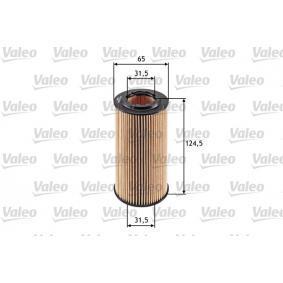 586541 Alyvos filtras VALEO - Pigus kokybiški produktai
