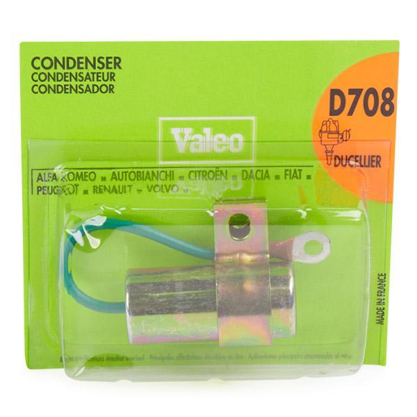 Origine Allumeur et composants VALEO 243001 ()