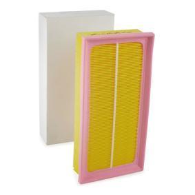 585333 VALEO Länge: 294mm, Breite: 142mm, Höhe: 49mm Luftfilter 585333 günstig kaufen