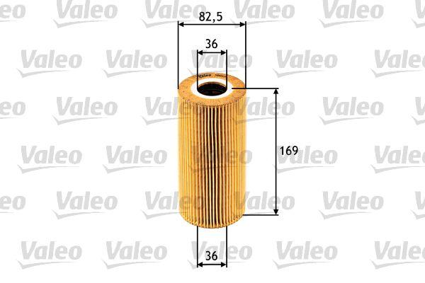 VALEO Ölfilter 586521