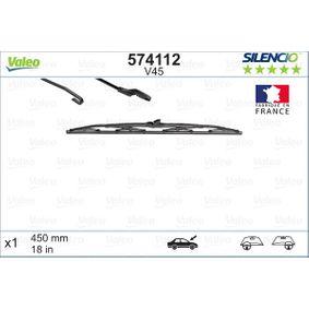 Wiper Blade 574112 from VALEO