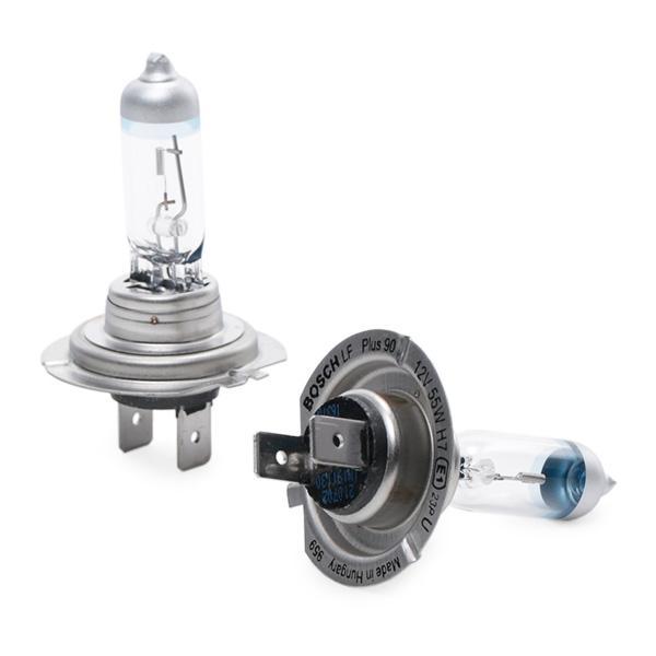 1987301075 Glühlampe, Fernscheinwerfer Plus 90 TWIN BOSCH H7 - Große Auswahl - stark reduziert
