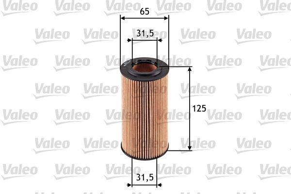 Motorölfilter VALEO 586552