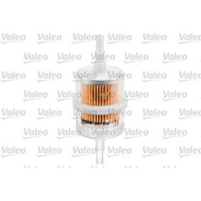 587005 diesel filter VALEO in Original Qualität