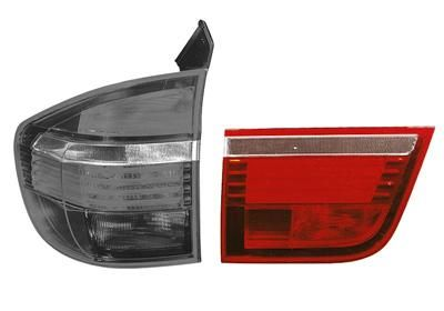 BMW X5 2011 Rücklichter - Original VAN WEZEL 0687923