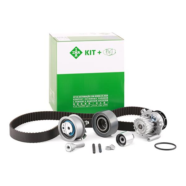 INA Water pump and timing belt kit 530 0463 30