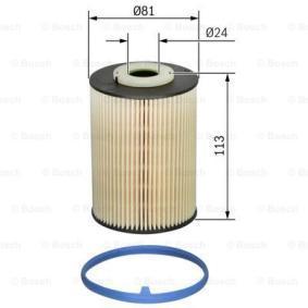 F 026 402 128 Kuro filtras BOSCH - Pigus kokybiški produktai