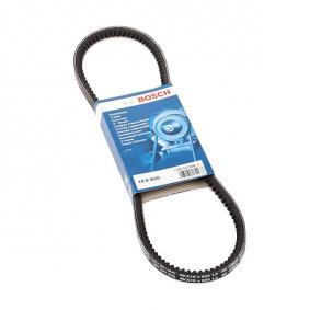buy and replace V-Belt BOSCH 1 987 947 606