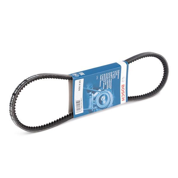 Volkswagen LT 1997 Belts, chains, rollers BOSCH 1 987 947 608: Width: 10mm, Length: 900mm