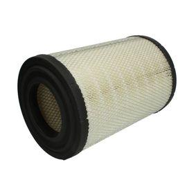 BOSS FILTERS Luftfilter BS01-050 - köp med 30% rabatt