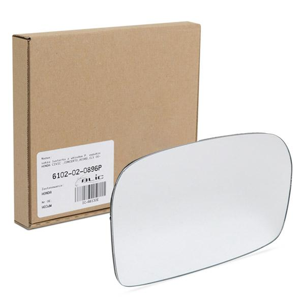 OE Original Außenspiegelglas 6102-02-0896P BLIC