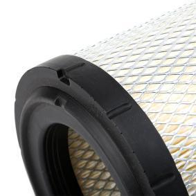 BS01-109 Luftfilter BOSS FILTERS - Billiga märkesvaror
