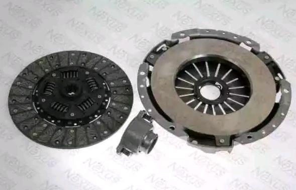 Original Sankabos remonto komplektas, visas F1D026NX Iveco