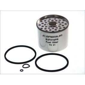 Køb og udskift Brændstof-filter JC PREMIUM B3F016PR