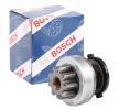 BOSCH Freilaufgetriebe, Starter für MITSUBISHI - Artikelnummer: 1 006 210 149
