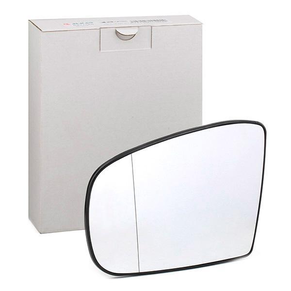 Original MERCEDES-BENZ Rückspiegelglas 6102-02-1271510P