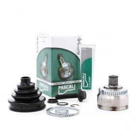 G1W008PC PASCAL radseitig Außenverz.Radseite: 33, Innenverz. Radseite: 30, Zähnez. ABS-Ring: 45 Gelenksatz, Antriebswelle G1W008PC günstig kaufen