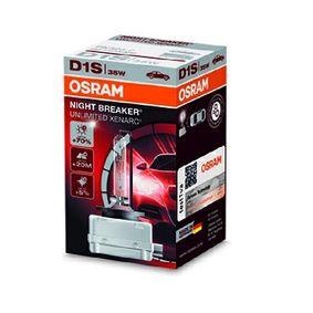 66140XNB Glödlampa, fjärrstrålkastare OSRAM - Billiga märkesvaror