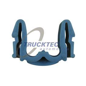 Køb og udskift Holder, brændstofrør TRUCKTEC AUTOMOTIVE 02.13.051