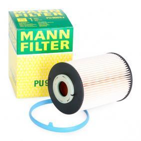 Pirkti PU 9003 z MANN-FILTER su tarpikliais / sandarikliais aukštis: 113mm Kuro filtras PU 9003 z nebrangu