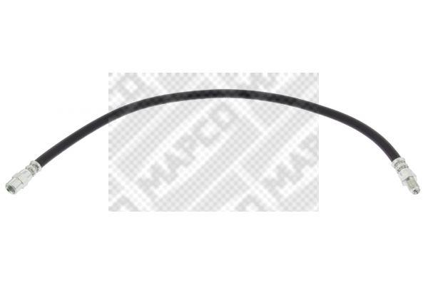 3838 MAPCO Hinterachse Länge: 510mm Bremsschlauch 3838 günstig kaufen