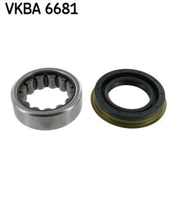 Radlagersatz SKF VKBA 6681 Bewertungen