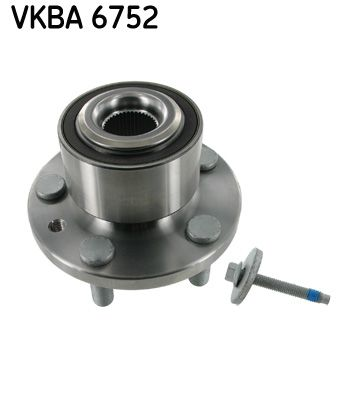 VKBA 6752 Radlagersatz SKF Test