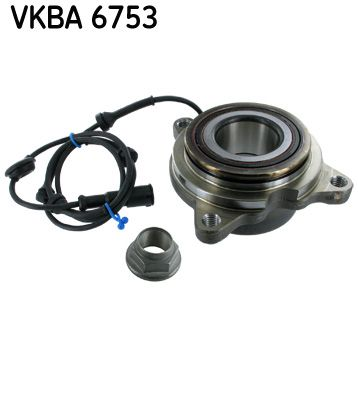VKBA 6753 SKF mit integriertem ABS-Sensor Innendurchmesser: 45mm Radlagersatz VKBA 6753 günstig kaufen