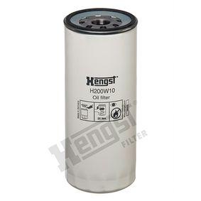HENGST FILTER Oljefilter H200W10 - köp med 19% rabatt
