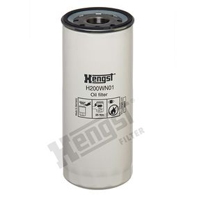 Ölfilter HENGST FILTER H200WN01 mit 16% Rabatt kaufen