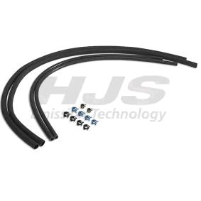 92090001 Druckleitung, Drucksensor (Ruß- / Partikelfilter) HJS 92 09 0001 - Große Auswahl - stark reduziert