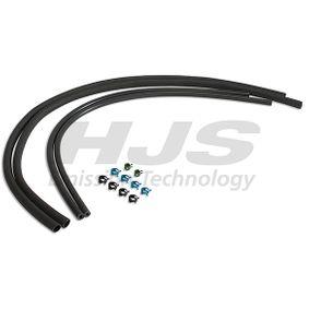 92 09 0001 Druckleitung, Drucksensor (Ruß- / Partikelfilter) HJS in Original Qualität