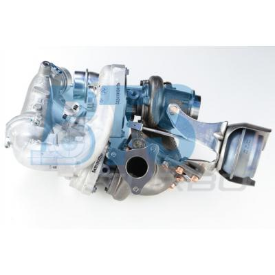 BTS TURBO Turbocompressore, Sovralimentazione