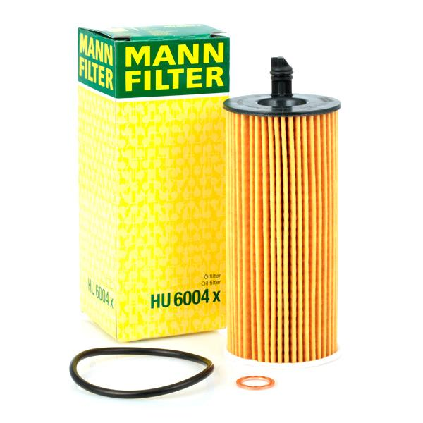 HU 6004 x Oljefilter MANN-FILTER originalkvalite
