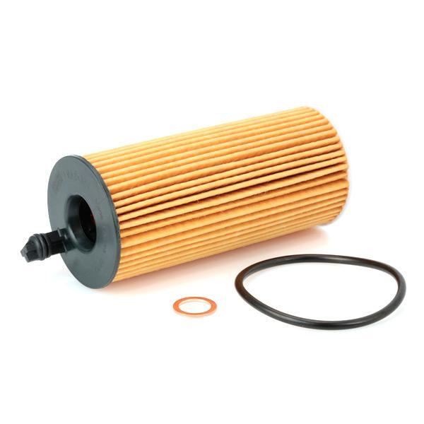 HU 6004 x Oil Filter MANN-FILTER Test