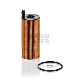 MANN-FILTER | Filtro de óleo HU 6004 x