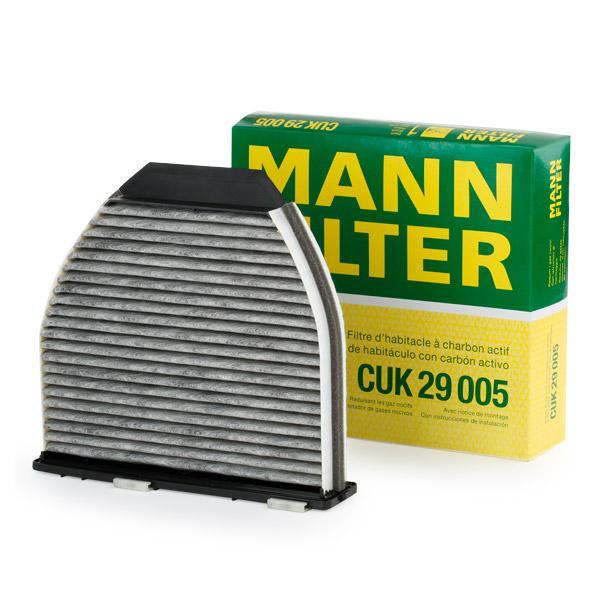 Originales Calefacción / ventilación CUK 29 005 Mercedes