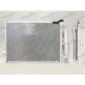41170058 FRIGAIR Kältemittel: R 134a, Netzmaße: 510 x 380 x 16 mm Kondensator, Klimaanlage 0809.3058 günstig kaufen